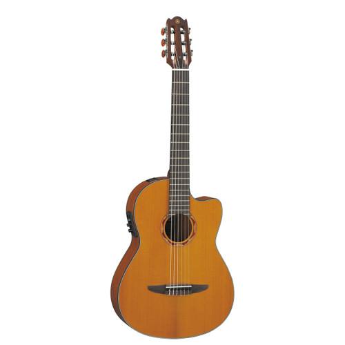 Yamaha NCX700C Acoustic-Electric Classical Guitar