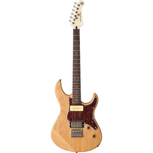 Yamaha PAC311HYNS Electric Guitar; Yellow Natural Satin