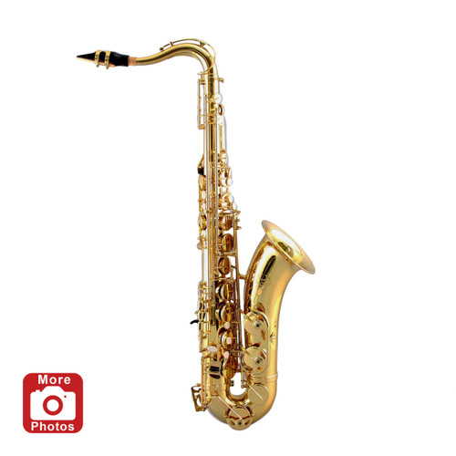 Legacy TS1000 Intermediate Tenor Saxophone w/Case Accessories Legacy Mouthpiece