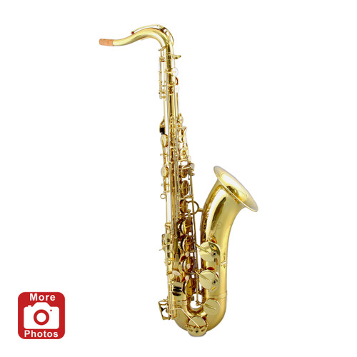 Legacy TS750 Student / Intermediate Tenor Saxophone w/Case Accessories