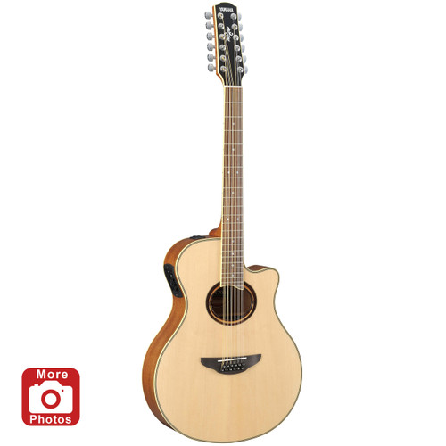 Yamaha APX700II-12 Acoustic-Electric Guitar; 12 String