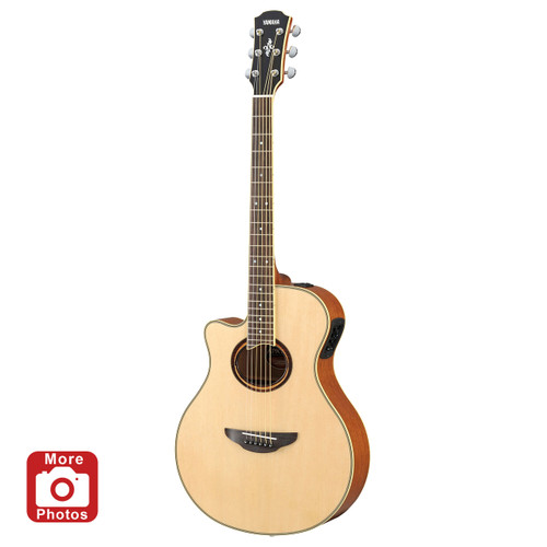 Yamaha APX700IIL Acoustic-Electric Guitar; Left-Handed