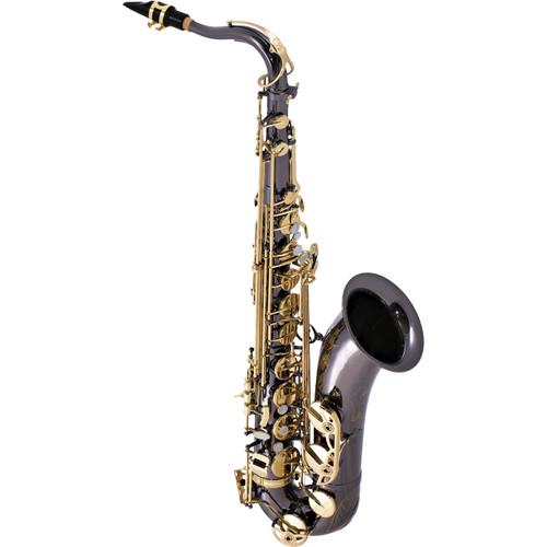 Selmer Step-Up Model STS280RB Tenor Saxophone, Black Nickel Plated