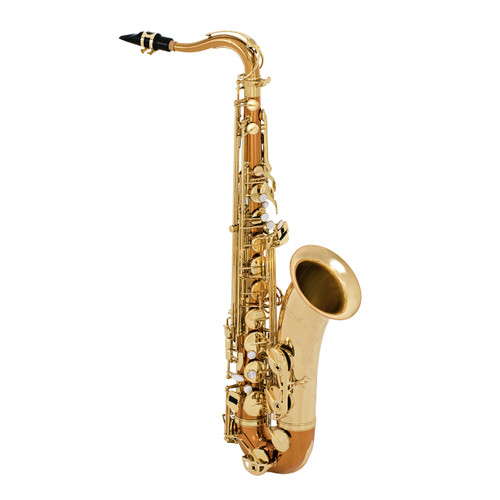 Selmer Step-Up Model STS280RC Tenor Saxophone, Copper Brass Body and Keys
