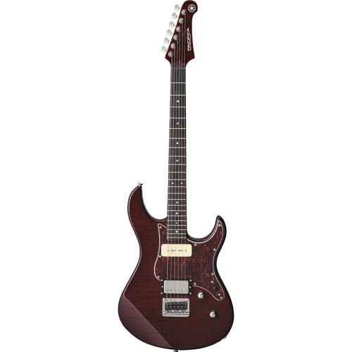 Yamaha PAC611HFMRB Electric Guitar; Rootbeer