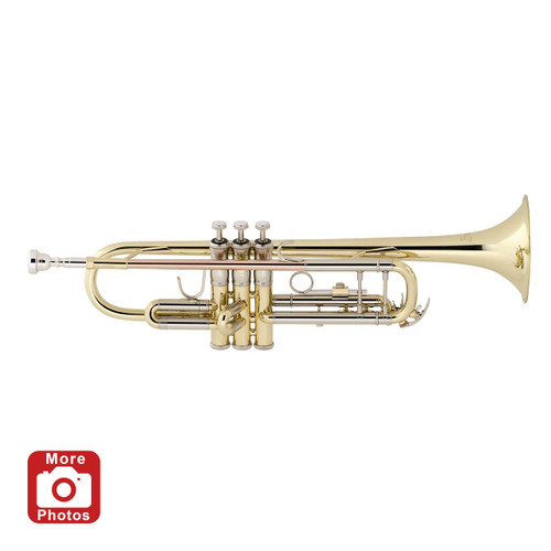 Bach Student Model TR500 Bb Trumpet