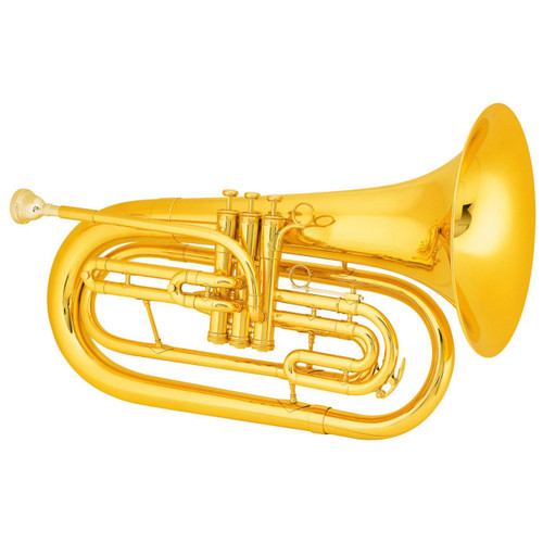 King  Model K30 Marching Euphonium