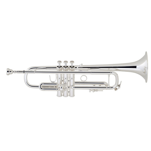 Bach Professional Model LR180S37 Bb Trumpet