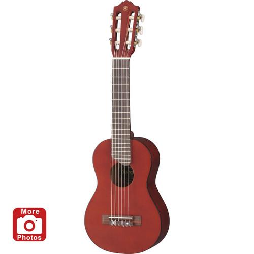 Yamaha GL1PB Ukulele Guitar; Persimmon Brown