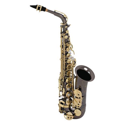 Selmer Step-Up Model SAS280RB Alto Saxophone, Black Nickel Plated