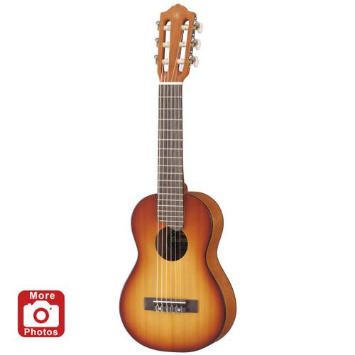 Yamaha GL1TBS Ukulele Guitar; Tobacco Sunburst