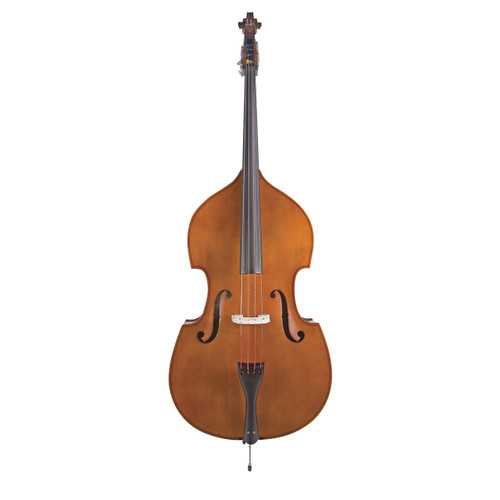 Scherl & Roth Double Bass Outfit, 1/2 Size, French Bow