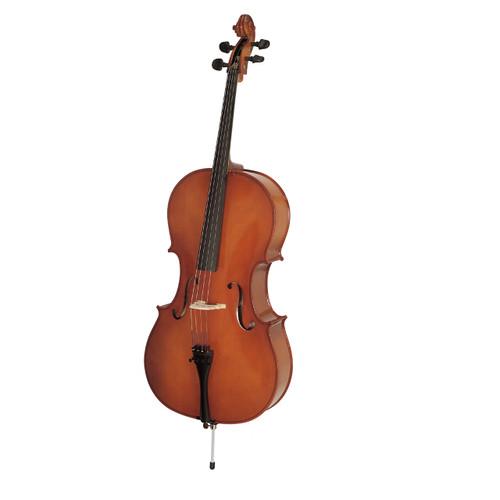 William Lewis & Son, Student Model WL18E3CH Cello, Devonshire, 3/4 Size