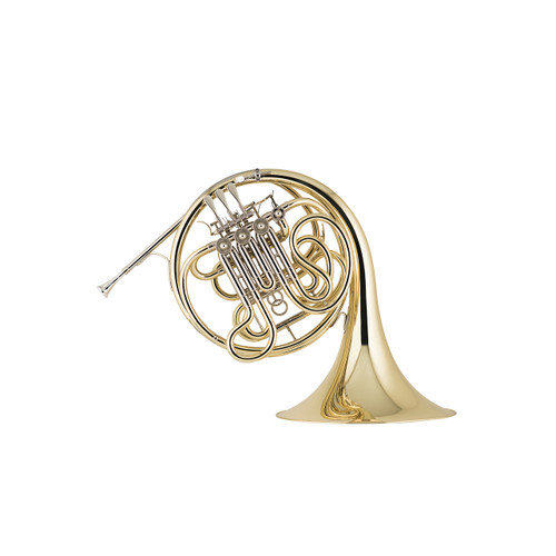 C.G. Conn Professional Model 10DES Double French Horn, Screw Bell