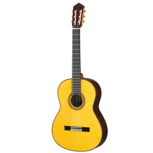 Yamaha GC42S Handcrafted Classical Guitar with Case