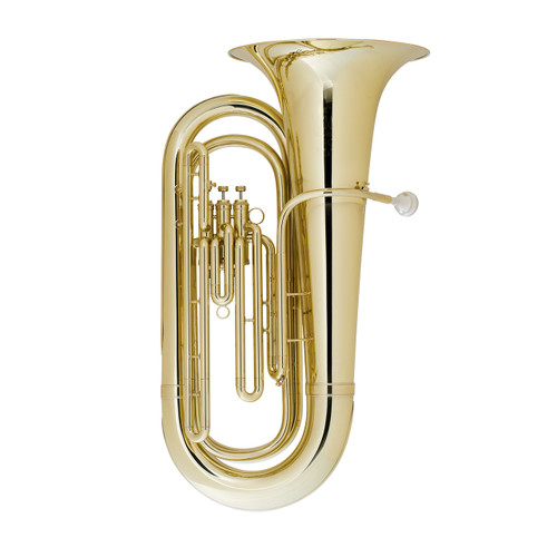 King Student Model 1140W 3 Valve Tuba, with Case