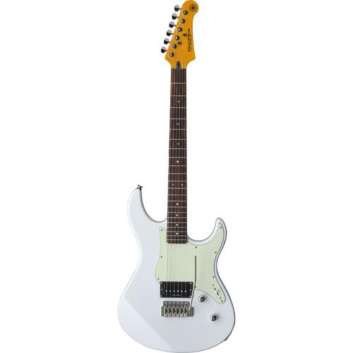 Yamaha PAC510VWH Electric Guitar; White