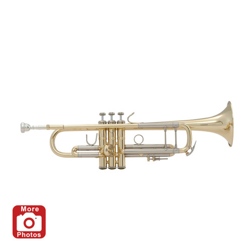 Bach Professional Model 18037 Bb Trumpet