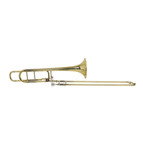 Bach Professional Model 36BO Tenor Trombone, F Rotor, Open Wrap