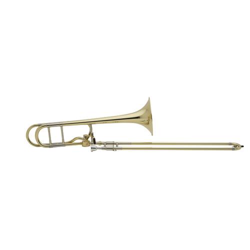 Bach Professional Model 42A Tenor Trombone, Hagmann Valve