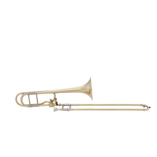 Bach Professional Model 50A Bass Trombone, Hagmann Valve