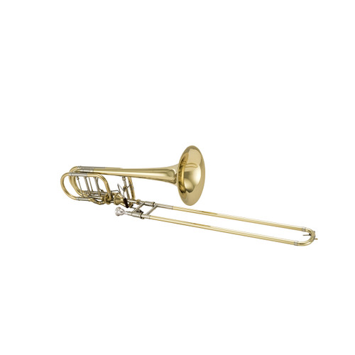 Bach Professional Model 50AF3 Bass Trombone, Infinity Valve, Open Wrap