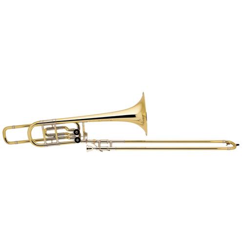 Bach Professional Model 50B2L Bass Trombone, Large Bell