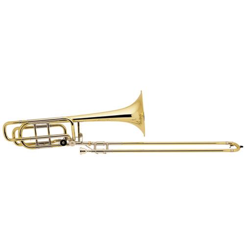 Bach Professional Model 50B3L Bass Trombone, Large Bell