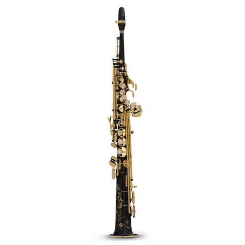 Selmer Paris Professional Model 51JBL Soprano Saxophone, Black Lacquer