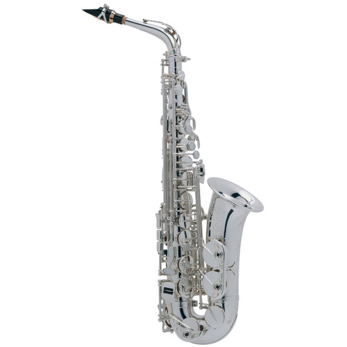 Selmer Paris Professional Model 52JS Alto Saxophone, Silver Plated
