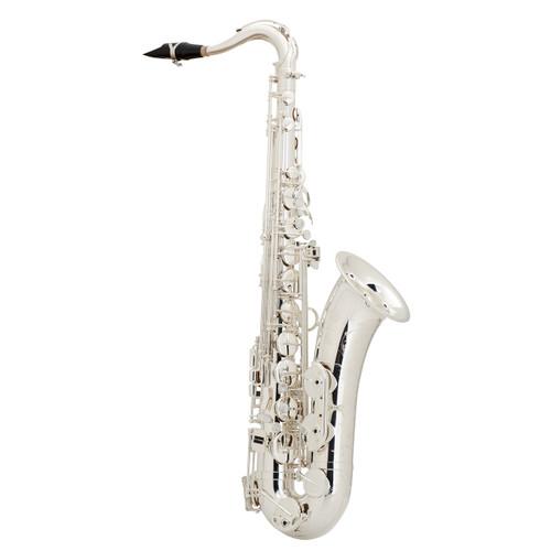 Selmer Paris Professional Model 54JS Tenor Saxophone, Silver Plated