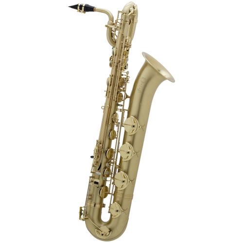 Selmer Paris Professional Model 55AFJM Bari Saxophone, Matte