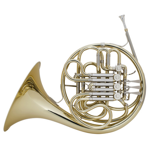 C.G. Conn Step-Up Model 6D Double French Horn