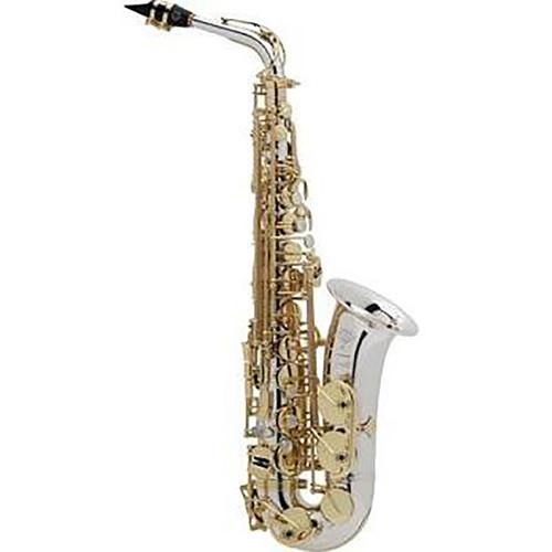 Selmer Paris Professional Model 62JA Alto Saxophone, Sterling Silver Body & Neck
