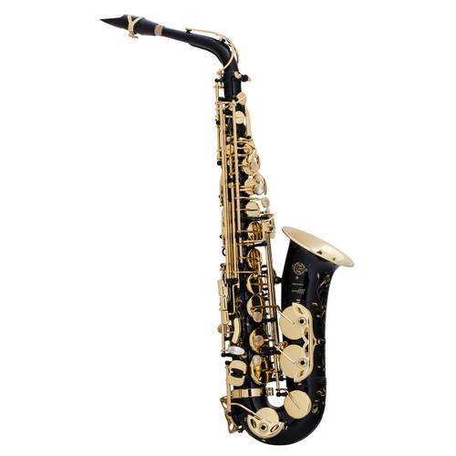 Selmer Paris Professional Model 62JBL Alto Saxophone, Black Lacquer