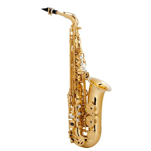 Selmer Paris Professional Model 62JGP Alto Saxophone, Gold Plated