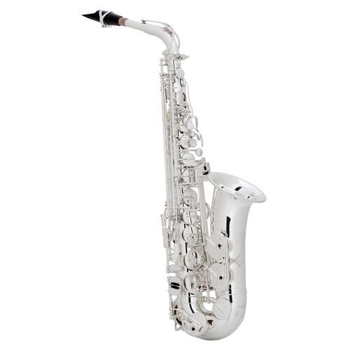 Selmer Paris Professional Model 62JS Alto Saxophone, Silver Plated