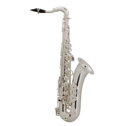Selmer Paris Professional Model 64JS Tenor Saxophone, Silver Plated