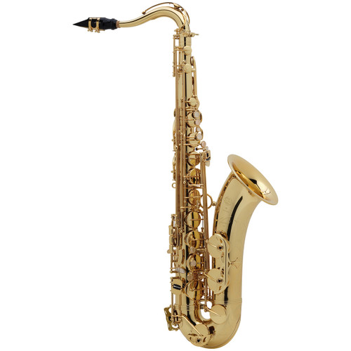 Selmer Paris Professional Model 74F Tenor Saxophone, Dark Lacquer Matte