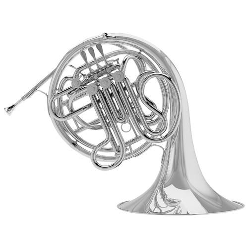 C.G. Conn Professional Model 8DY Double French Horn, Yellow Brass Bell