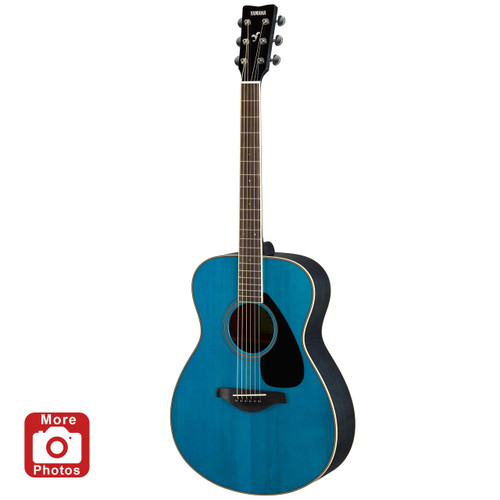 Yamaha FS820TQ Acoustic Guitar; Turquoise