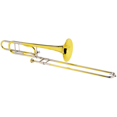 C.G. Conn Professional Model 88HYO Tenor Trombone, Yellow Brass Bell