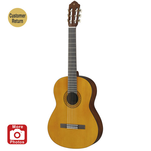 Yamaha C40II Classical Acoustic Guitar Customer Return