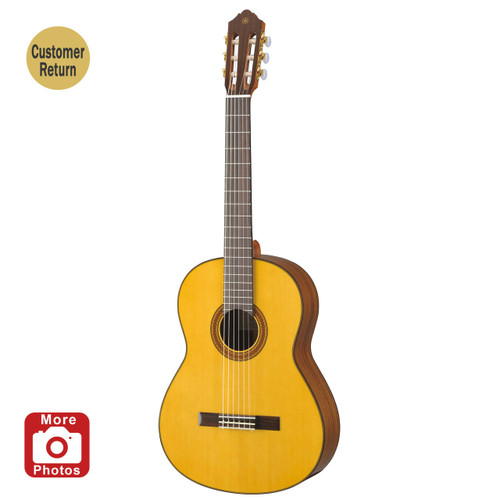 Yamaha CG162S Classical Guitar Customer Return