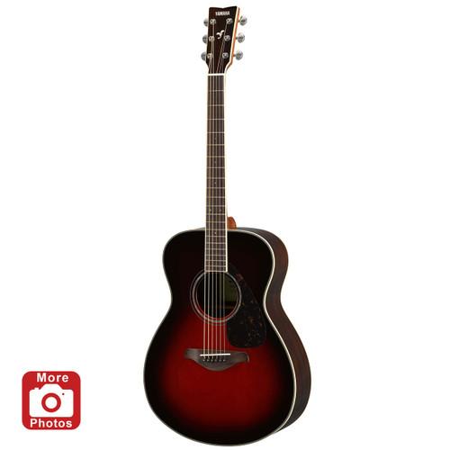 Yamaha FS830TBS Acoustic Guitar; Tobacco Brown Sunburst