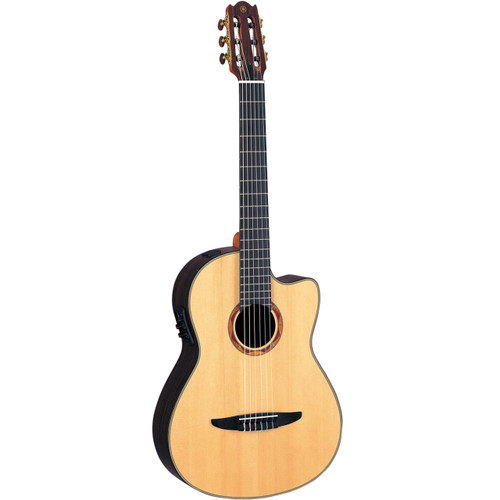 Yamaha NCX1200R Acoustic-Electric Classical Guitar with Case
