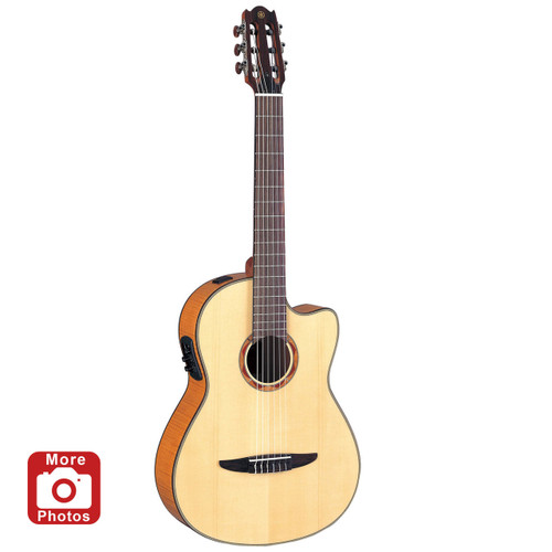 Yamaha NCX900FM Acoustic-Electric Classical Guitar