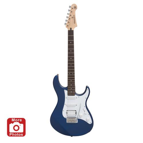 Yamaha PAC012METALLICBLUE Electric Guitar; Metallic Blue