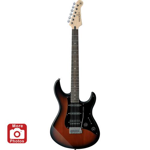 Yamaha PAC012DLXOVS Electric Guitar; Old Violin Sunburst