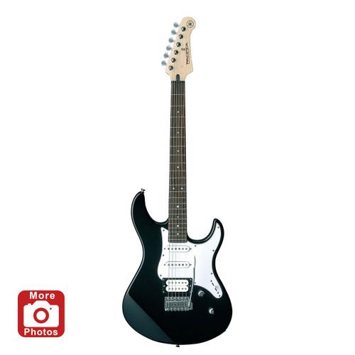 Yamaha  PAC112VBLACK Electric Guitar; Black